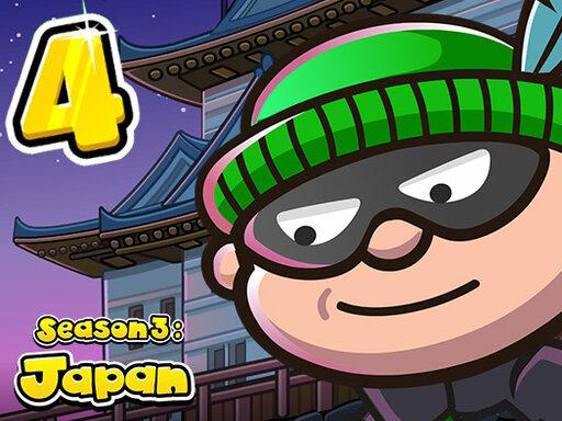 Bob The Robber 4 Season 3_ Japan
