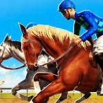 Horse Racing Games 2020 Derby Riding Race 3d -